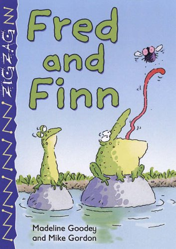 9780237531652: Fred and Finn (Zigzag)