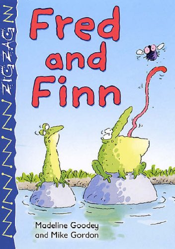 9780237531690: Fred and Finn (Zigzag)