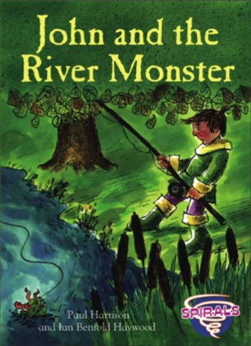 9780237533502: John and the River Monster (Spirals)