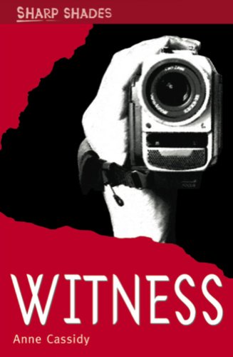 Witness (Sharp Shades) (0237534460) by Anne Cassidy