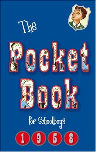 9780237534943: The Pocket Book for Schoolboys 1958