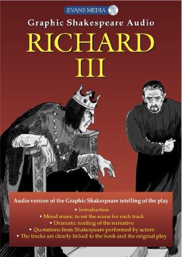 9780237535087: Richard III (Graphic Shakespeare Audio Edition)