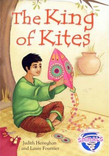 The King of Kites (Spirals): Judith Heneghan