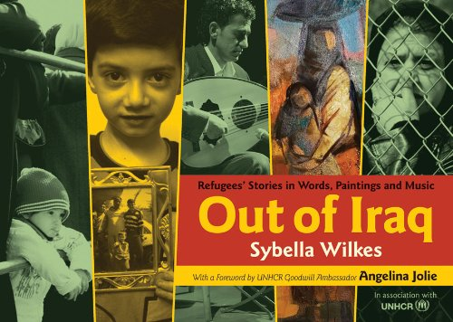 9780237539306: Out of Iraq: Refugees' Stories in Words, Paintings and Music