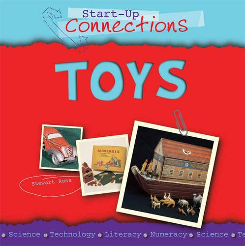 9780237543655: Toys (Start-up Connections)