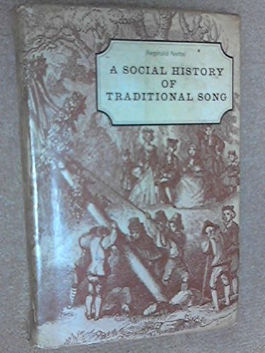 9780238789489: A Social History of Traditional Song