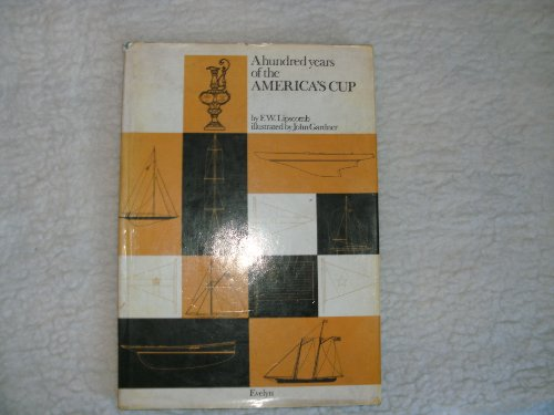 9780238789557: Hundred Years of the America's Cup