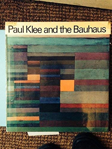 9780239000903: Paul Klee and the Bauhaus