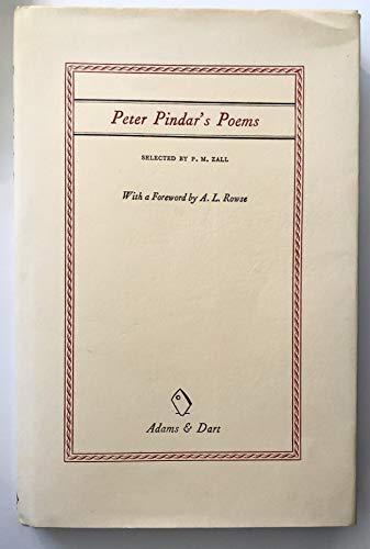 Peter Pindar's Poems .: PINDAR, Peter' [