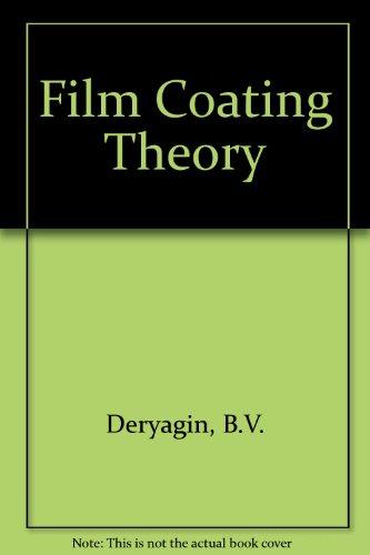 9780240387819: Film Coating Theory