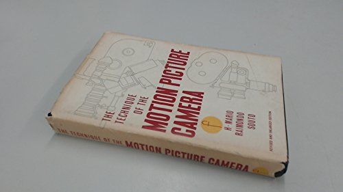 9780240447926: Technique of the Motion Picture Camera (Library of Communication Techniques)