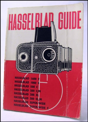 9780240449661: Hasselblad Guide (Camera Guides)