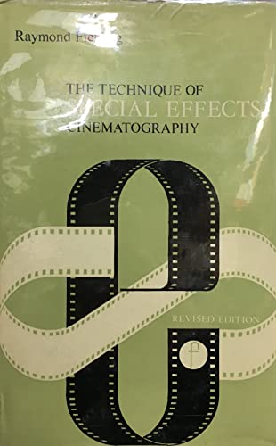9780240506166: Technique of Special Effects Cinematography (Library of Communication Techniques)