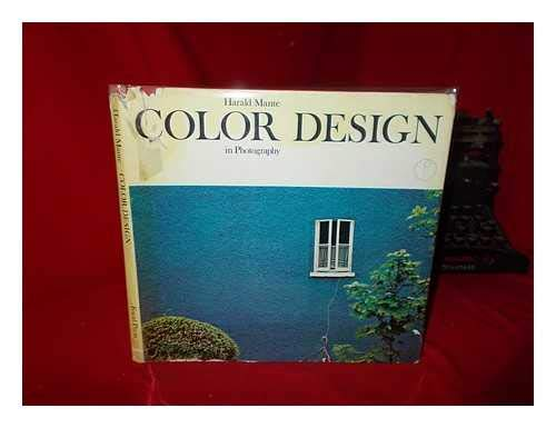 9780240507705: Colour Design in Photography