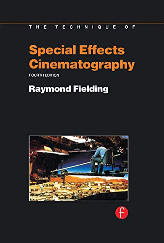 9780240512341: Techniques of Special Effects of Cinematography (Library of Communication Techniques)