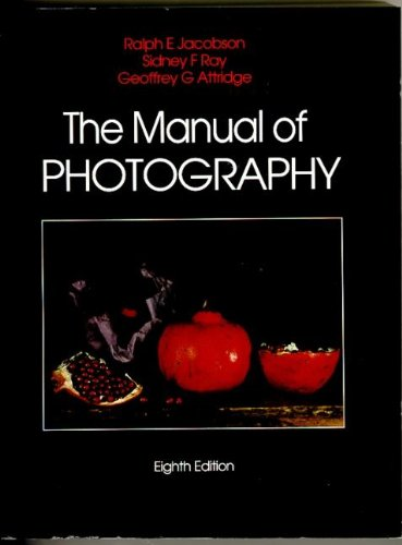 9780240512686: Manual of Photography