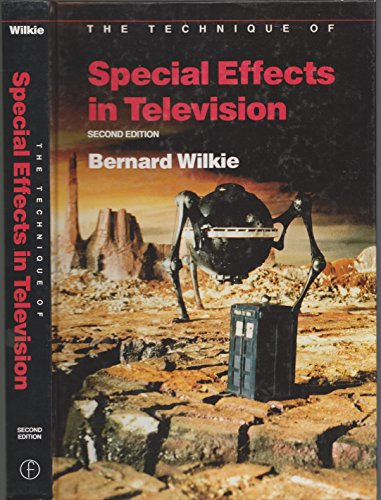 9780240512846: The Technique of Special Effects in Television