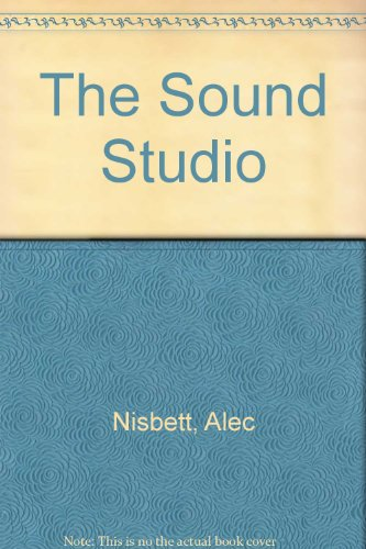 9780240512921: The Sound Studio