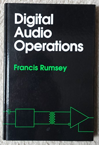 9780240513119: Digital Audio Operations