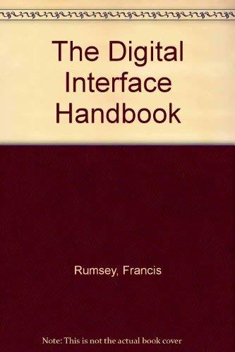 9780240513331: The Digital Interface Handbook