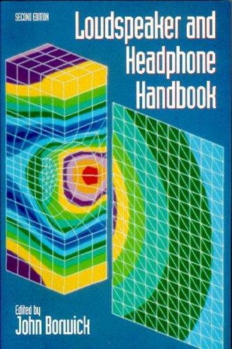 9780240513713: Loudspeaker and Headphone Handbook