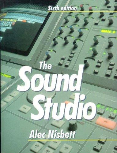 9780240513959: Sound Studio