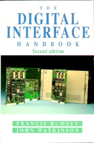 9780240513966: Digital Interface Handbook (Music Technology)