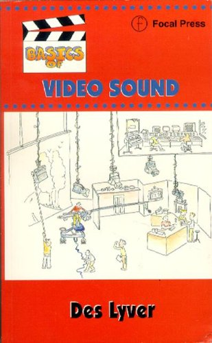 9780240514109: Basics of Video Sound