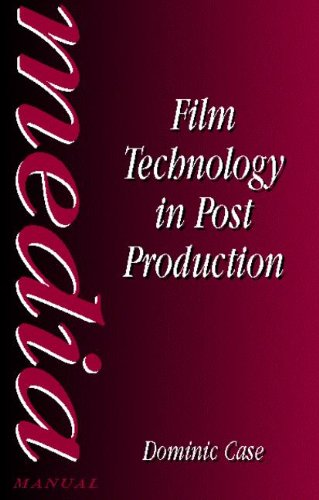 9780240514635: Film Technology in Post Production (Media Manual Series)