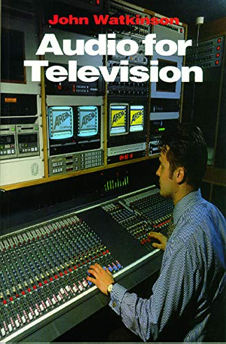 9780240514642: Audio for Television