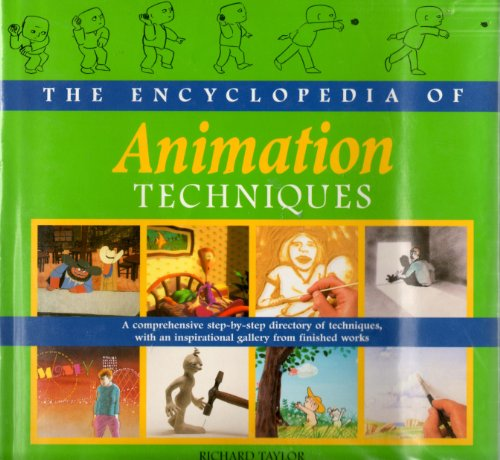 9780240514888: The Encyclopedia of Animation Techniques