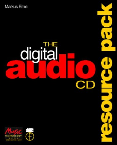 9780240515021: The Digital Audio Cd Resource Pack