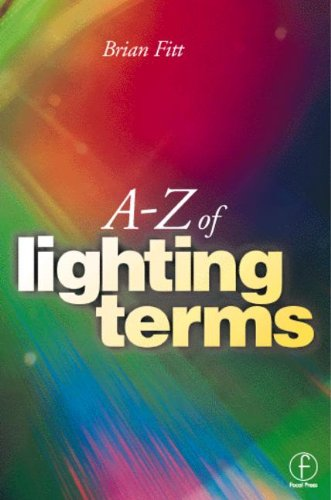 9780240515304: A-Z of Lighting Terms