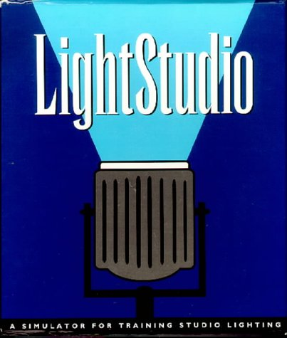9780240515366: Light Studio CD-ROM: A simulator for training in lighting design .