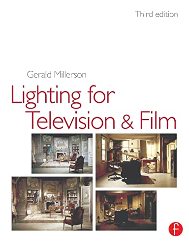 9780240515823: Lighting for TV and Film