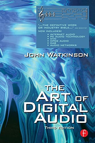 9780240515878: Art of Digital Audio