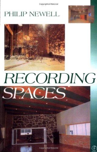 9780240516271: Recording Spaces