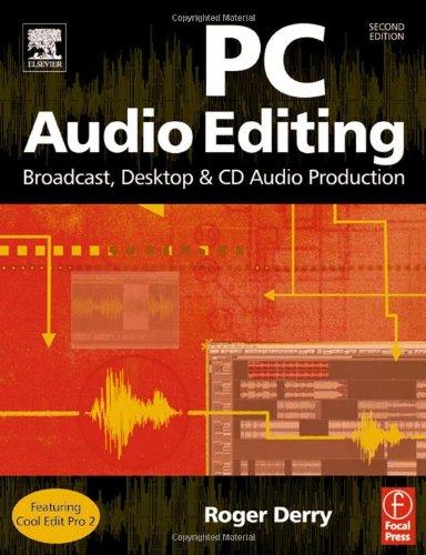 9780240516974: PC Audio Editing