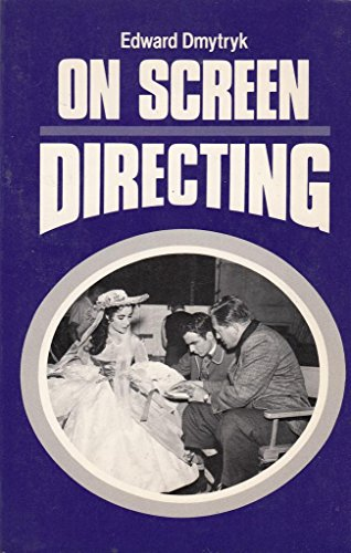 9780240517162: On Screen Directing