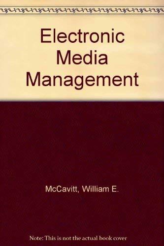 9780240517339: Electronic Media Management