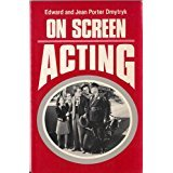 9780240517391: On Screen Acting