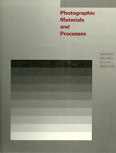 9780240517520: Photographic Materials and Processes