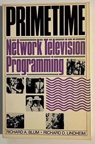 9780240517568: Programación de las cadenas de televisión en horarios de máxima audiencia: Network Television Programming