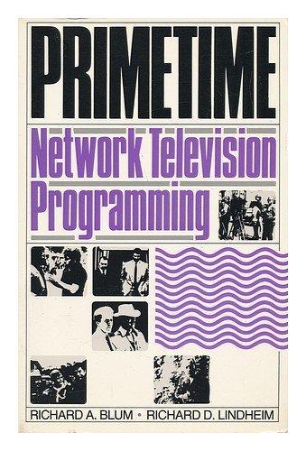 9780240517568: Primetime: Network Television Programming