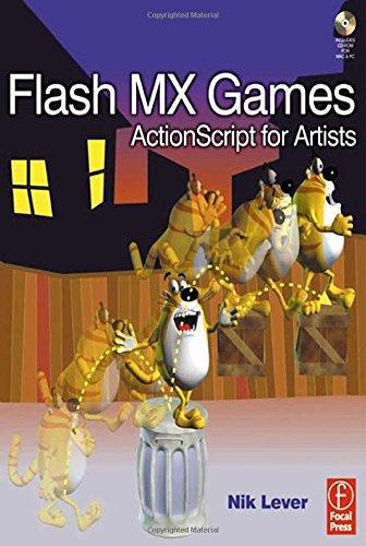 9780240519036: Flash MX Games: ActionScript for Artists