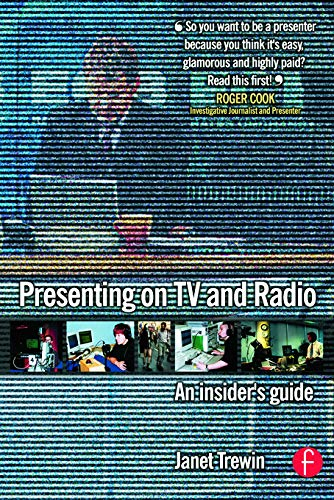 9780240519067: Presenting on TV and Radio: An insider's guide