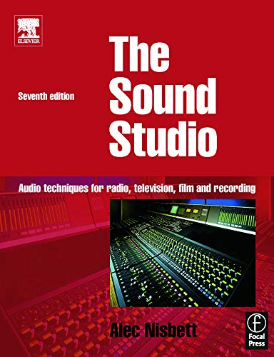 9780240519111: Sound Studio: Audio techniques for Radio, Television, Film and Recording