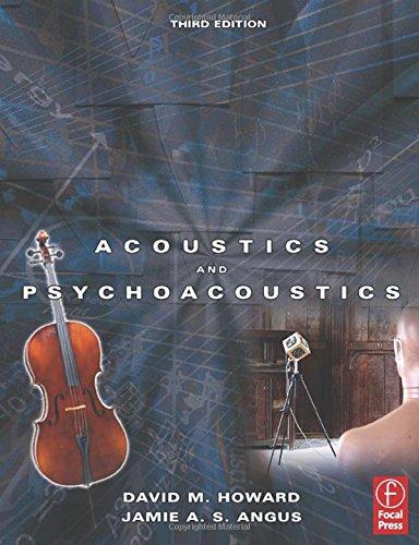 9780240519951: Acoustics and Psychoacoustics (Music Technology)