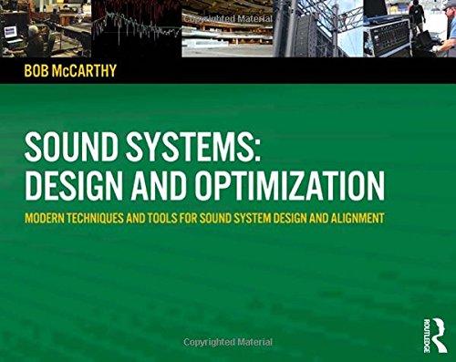9780240520209: Sound Systems: Design and Optimization: Modern Techniques and Tools for Sound System Design and Alignment