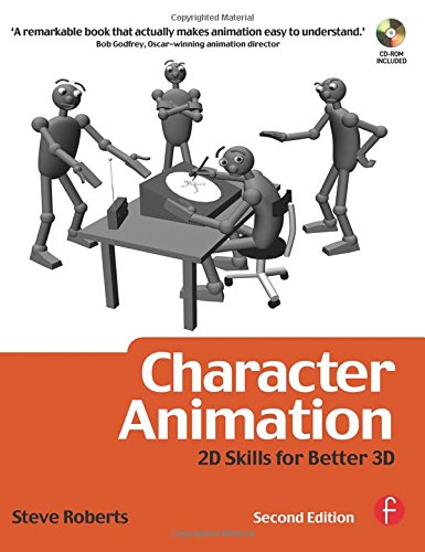 9780240520544: Character Animation: 2D Skills for Better 3D (Focal Press Visual Effects and Animation)